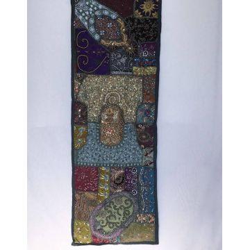 Tapis Mural Artisanal Inde TM-19/D