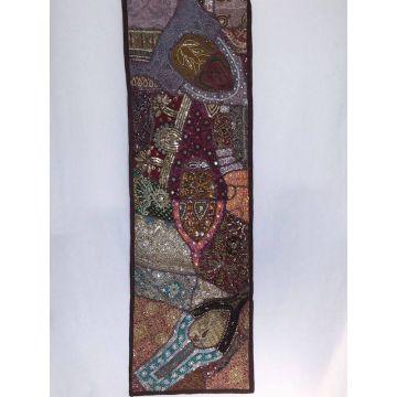 Tapis Mural Artisanal Inde TM-19/F