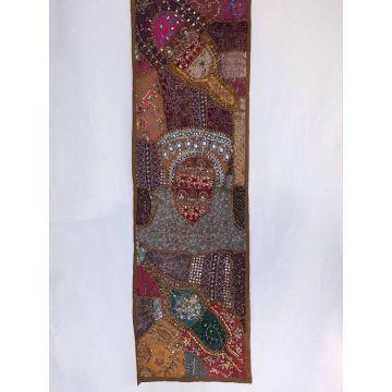 Tapis Mural Artisanal Inde TM-19/J