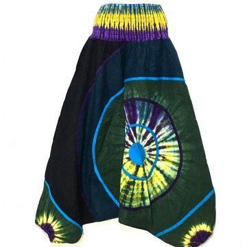 Sarouel Mixte Ethnique Tie Dye