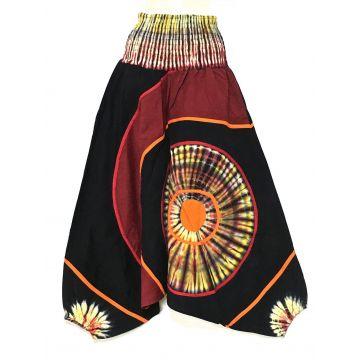 Sarouel Ethnique Tie Dye