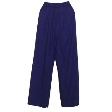 Pantalon Femme Kalyani Bleu Marine