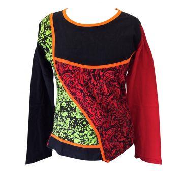 T-Shirt Imprimé Coton Sarna