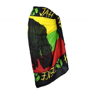 Paréos Bob Marley Peace réf: PA-18/280
