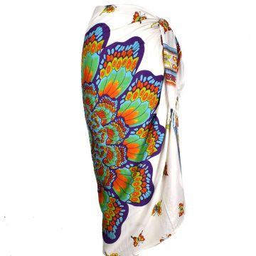 Paréos Butterfly Mandalas Plage réf: PA-18/38