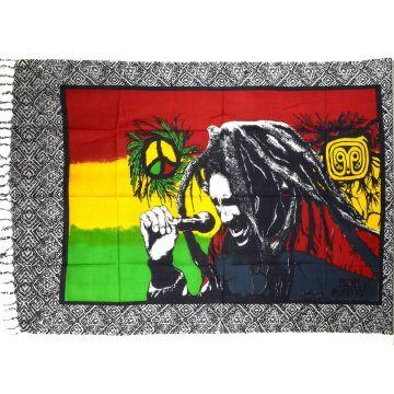 Tenture Bob Marley Singing réf: TE-18/01