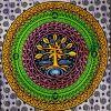 Tenture Tree Mandala  210 cm x 140 cm réf: BC-18/12