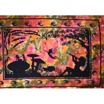 Tenture Wonderland Multi Tons 210 cm x 140 cm réf: BC-18/14