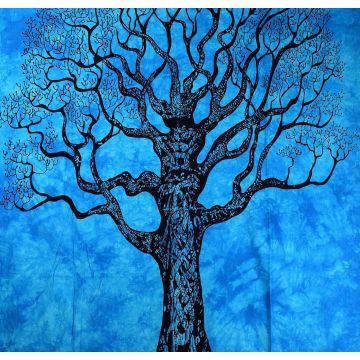 Tenture Tree Tie Dye 210 cm x 140 cm réf: BC-18/36