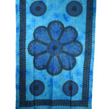 Tenture Chunri Margrita Dye 210 cm x 140 cm  réf: BC-18/38