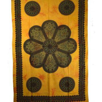 Tenture Chunri Margrita Dye 210 cm x 140 cm réf: BC-18/39