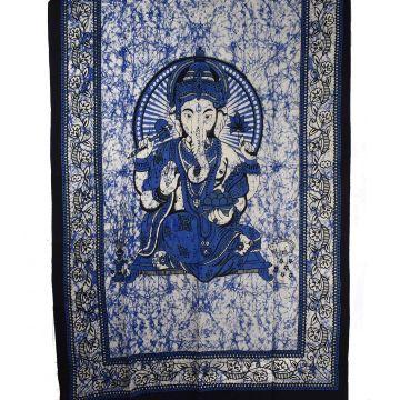 Tenture Batik Ganesha 210 cm x 140 cm  réf: BC-18/42