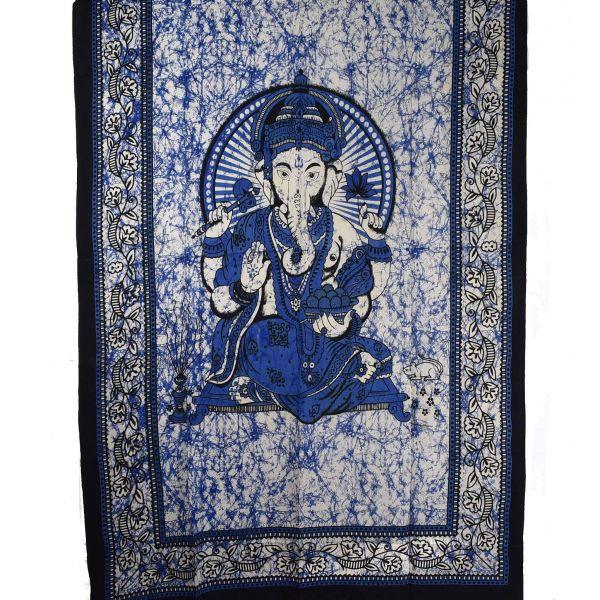 Tenture Batik Ati Inde 210 cm x 140 cm réf: BC-18/42