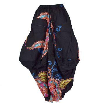 Jupe Parachute Dakor Coton Imprimé Mandalas SD-197/C