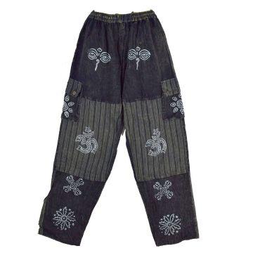 Pantalon Kudiya Noir