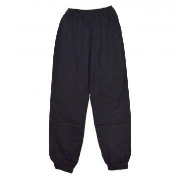Pantalon Homme Katni Coton Artisanal Été Noir
