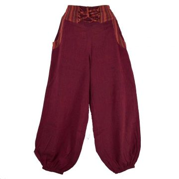 Pantalon Femme Narendra EV18-10 Bordeaux