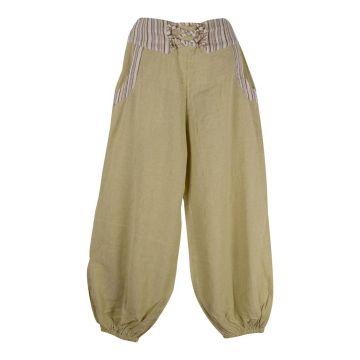 Pantalon Femme Narendra EV18-10 Ecru