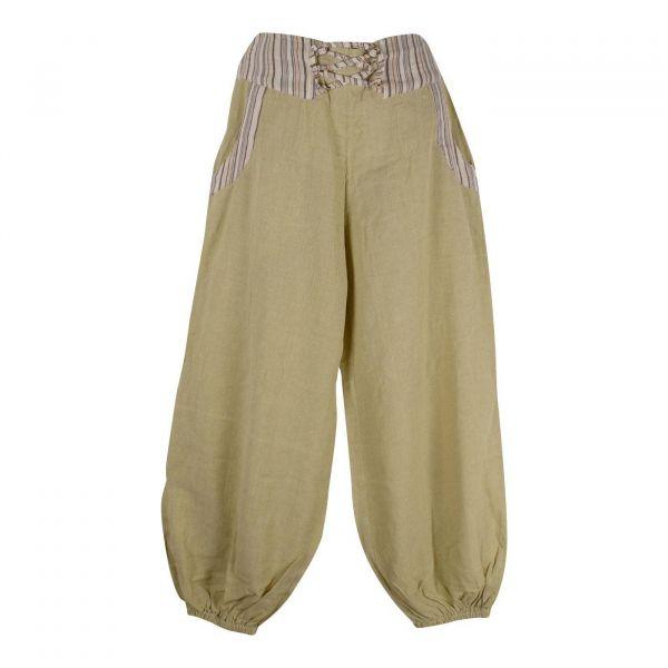 Pantalon EV18.10 Ecru