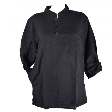 Chemise Homme Khudi Coton Artisanal