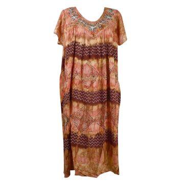 Robe Longue Batik Deori JK-9195