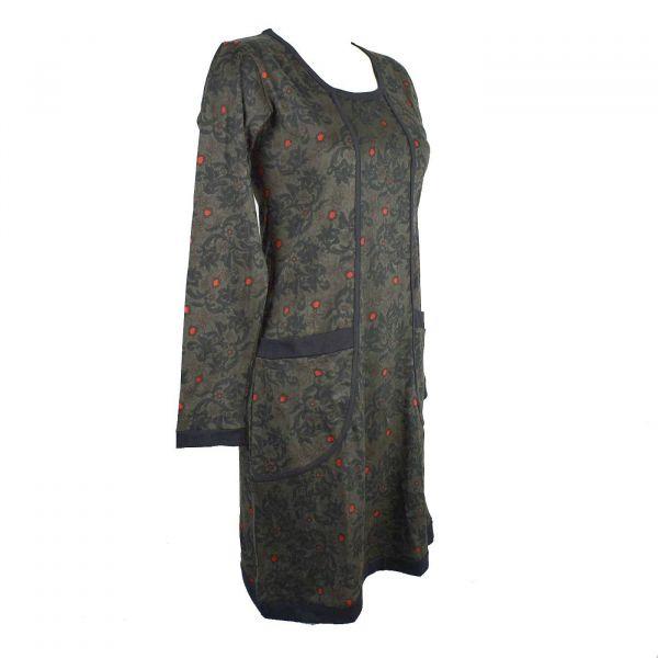 Robe Courte Derang Deux Poches