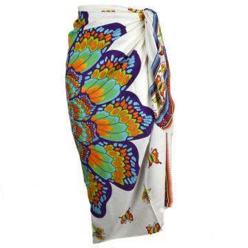 Paréos Papillons Mandalas...