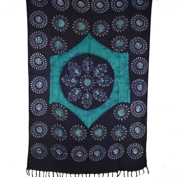 Paréos Batik Mandala réf: PA-19/35