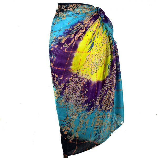 Paréos Plage Tie Dye réf: PA-19/75