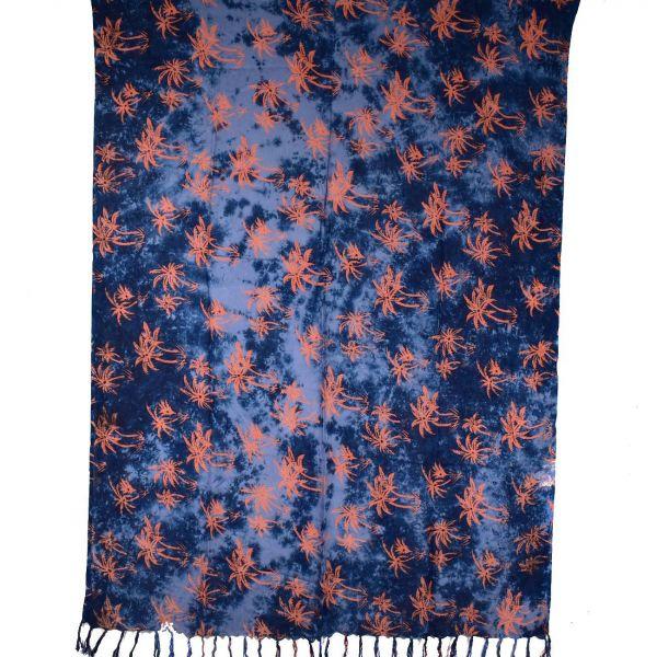 Paréos Tie Dye Palmiers réf: PA-19/78