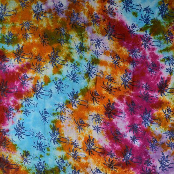 Paréos Tie Dye Palmiers réf: PA-19/83
