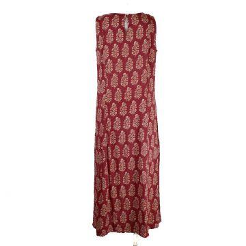 Robe Areraj Viscose Block Print