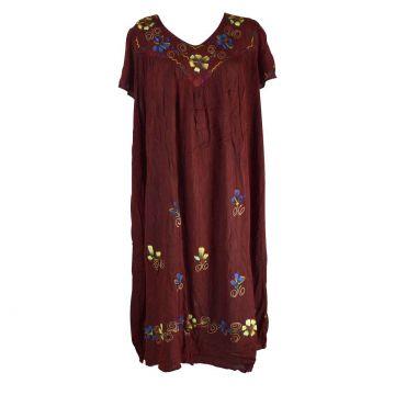 Robe longue Taniva Légère et Ample