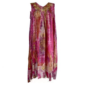 Robe Longue Santha Tie Dye