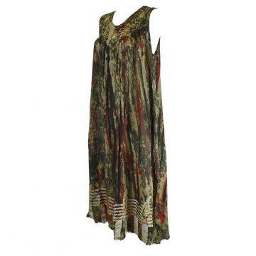 Robe Santha Longue et Batik