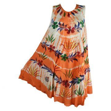 Robe Grande Taille Gahiri Batik