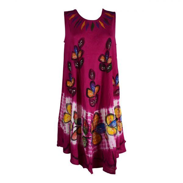 Robe Été Nadda Batik Floral