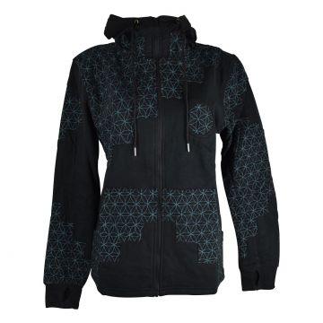Sweater Capuche Femme Bacheli