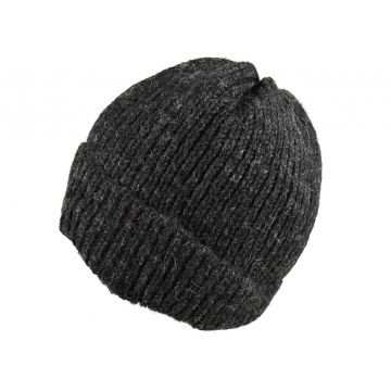 Bonnet Homme Sirpa Laine Anthracite