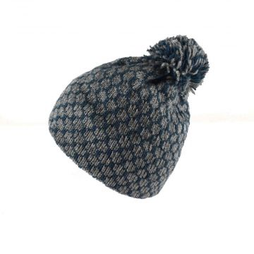 Bonnet Mauja Unisexe Laine Tricotée Doublé Polaire