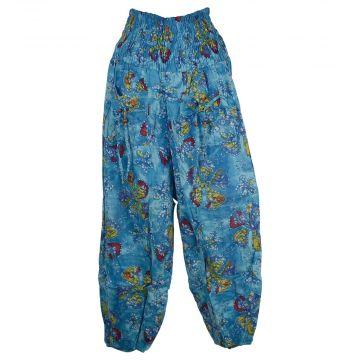 Pantalon Smocks Été Coton...