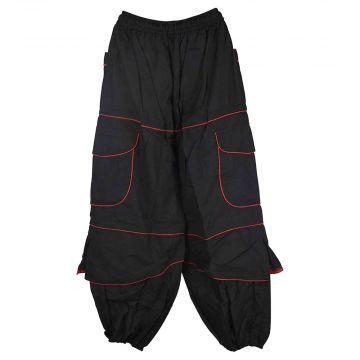 Pantalon Femme Sarila Quatre Poches Coton Artisanal
