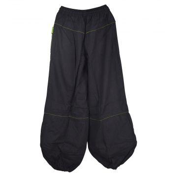 Pantalon Détente Yaladi Noir et Kaki