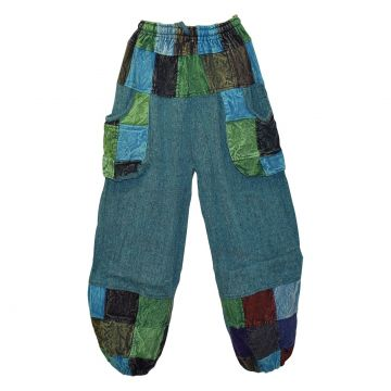 Pantalon Karwa Maille Coton Patch