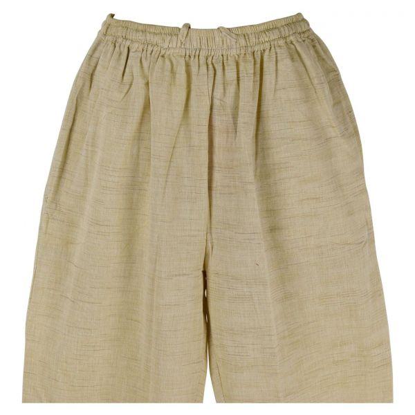 Pantalon Homme Kadhi Coton Artisanal Ecru
