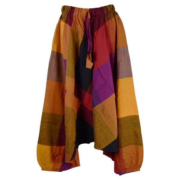 Sarouel Femme Dorji Coton Artisanal du Népal