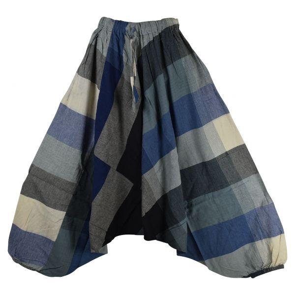 Sarouel Dorji Coton Artisanal Kédhar Mixte
