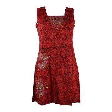 Robe Dorma Jersey Imprimé Ethnique