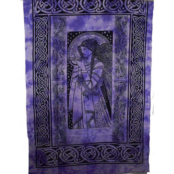 Tenture Murale Magic Ladie Violet
