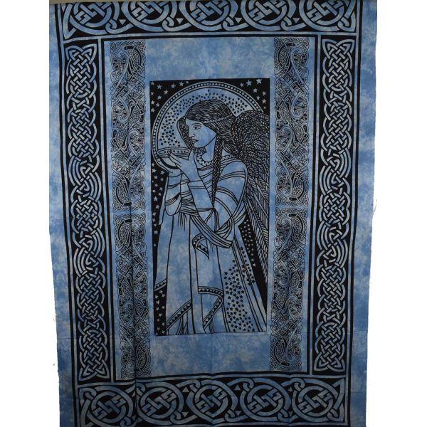 Tenture Murale Magic Ladie Bleu 210X240 cm